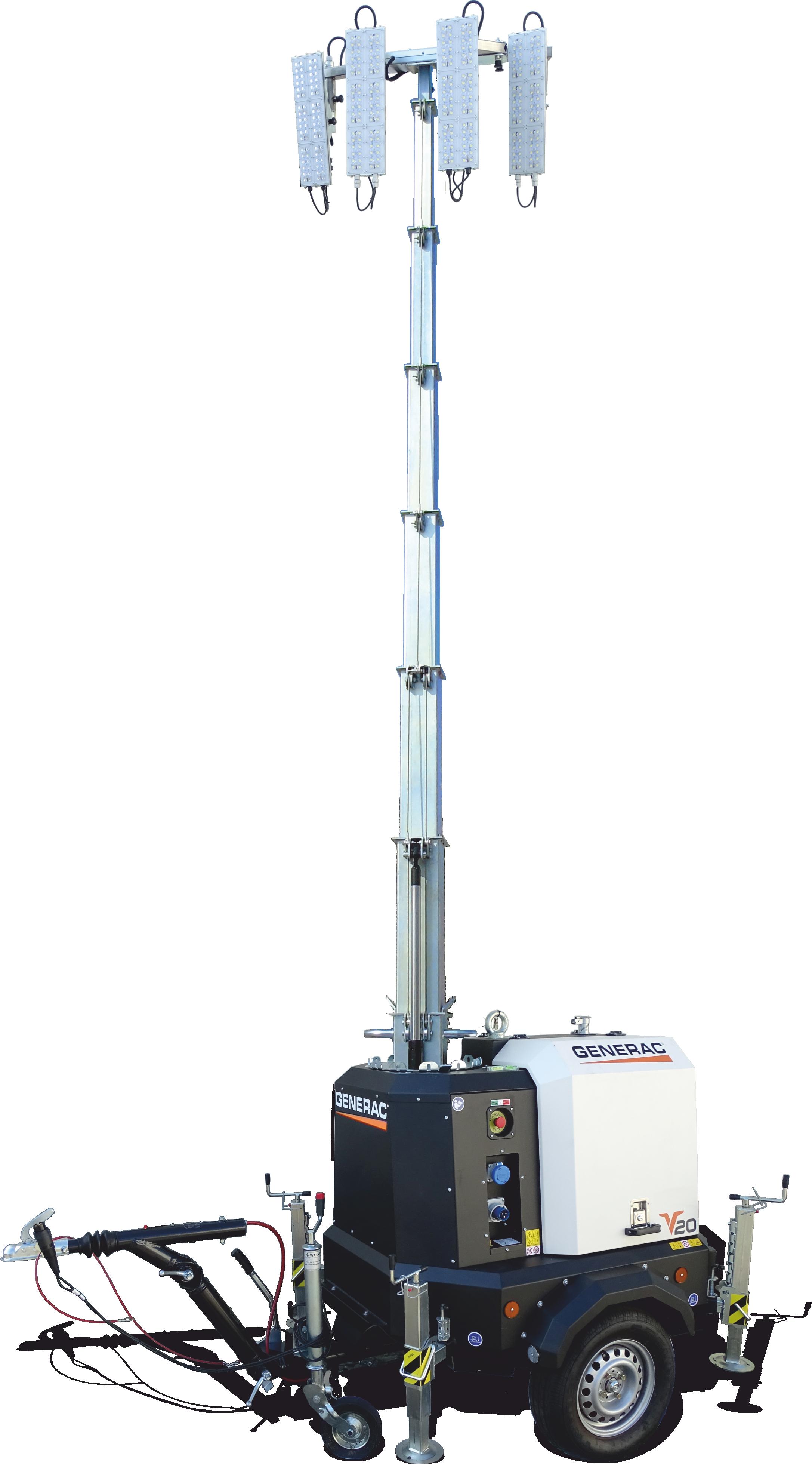 Zmiany w BM-Rent Generatory Prądotwórcze & Maszty Oświetleniowe