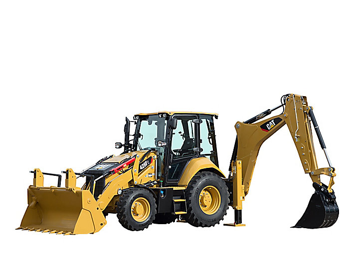 BM-RENT Alternate Backhoe Loaders